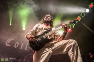 Lacuna Coil at Majestic Music Club in Bratislava