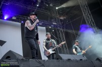 Good Charlotte at Nova Rock 2017