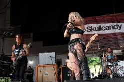 Barb Wire Dolls || Warped Tour - Holmdel, NJ 07.15.17