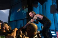 Stone Sour || PNC Bank Arts Center, Holmdel NJ 07.27.17