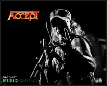 Accept at The Rose, Pasadena CA. 09/30/17