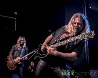 Frank Hannon (Tesla) as Doug Aldrich (White Snake)