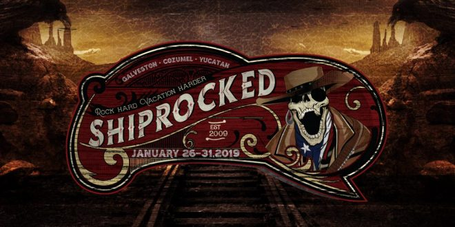 Shiprocked 2019 Papa Roach Bullet For My Valentine