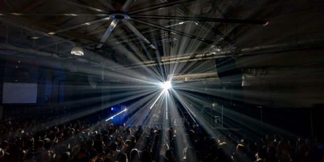 25b36cab3f1273 Review  Interpol Album Release at House Of Vans Final Show Brooklyn ...