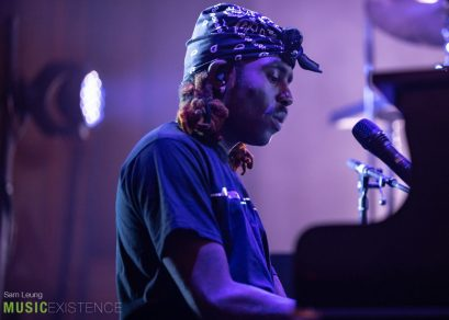 Blood Orange at Westward Festival 2018
