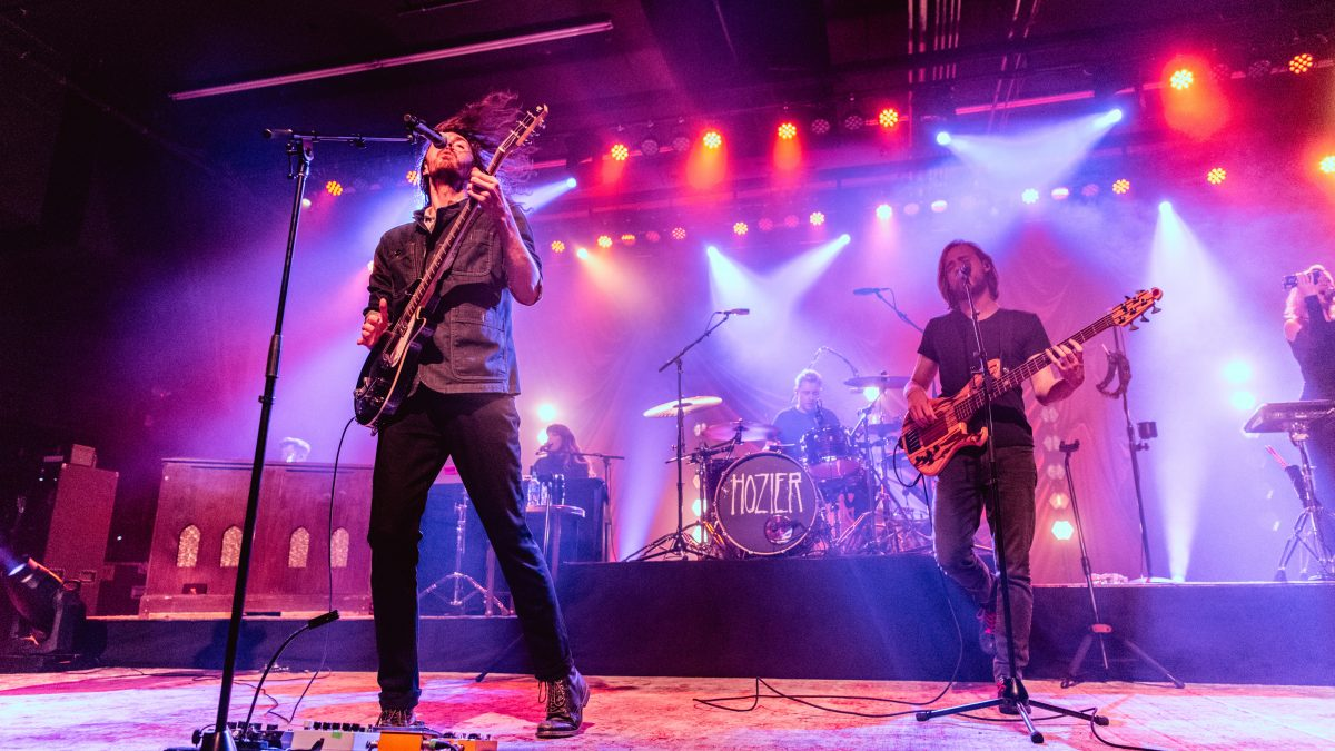 Gallery Hozier At Marquee Theatre In Phoenix Az 101418 Music