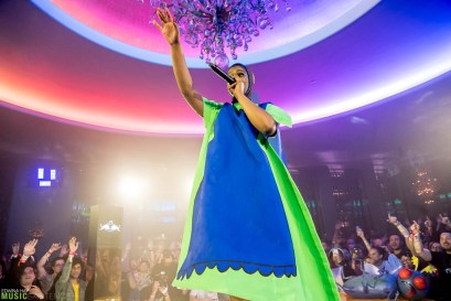 Tierra Whack at Rainbow Room