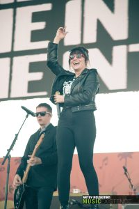 The Interrupters at Alt Summer Camp 2019