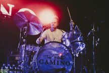 the band camino photographed by lisa czech