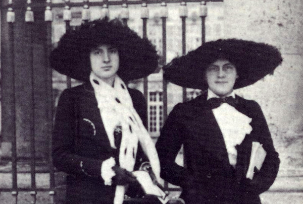 Image result for Two Sisters: Lili and Nadia Boulanger images