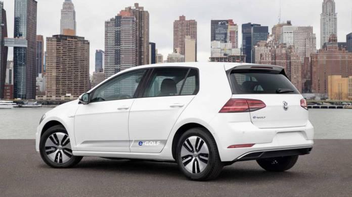 4. Volkswagen eGolf