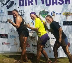 Dirt dash ladies