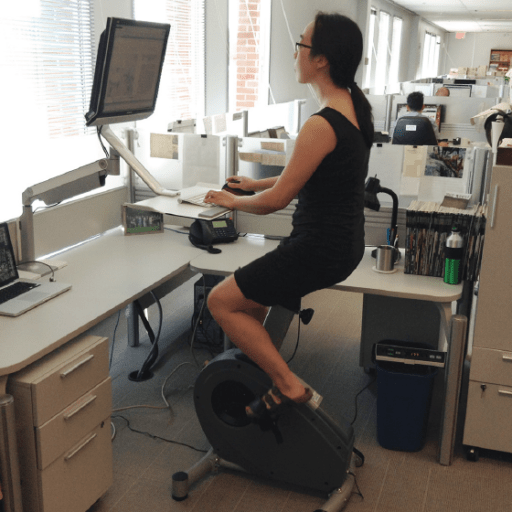 Desk Exercise Equipment Bicycledesk