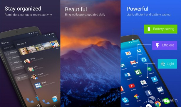 Microsoft's Android launchers now will be help public to track their kid's location and the usage of the app