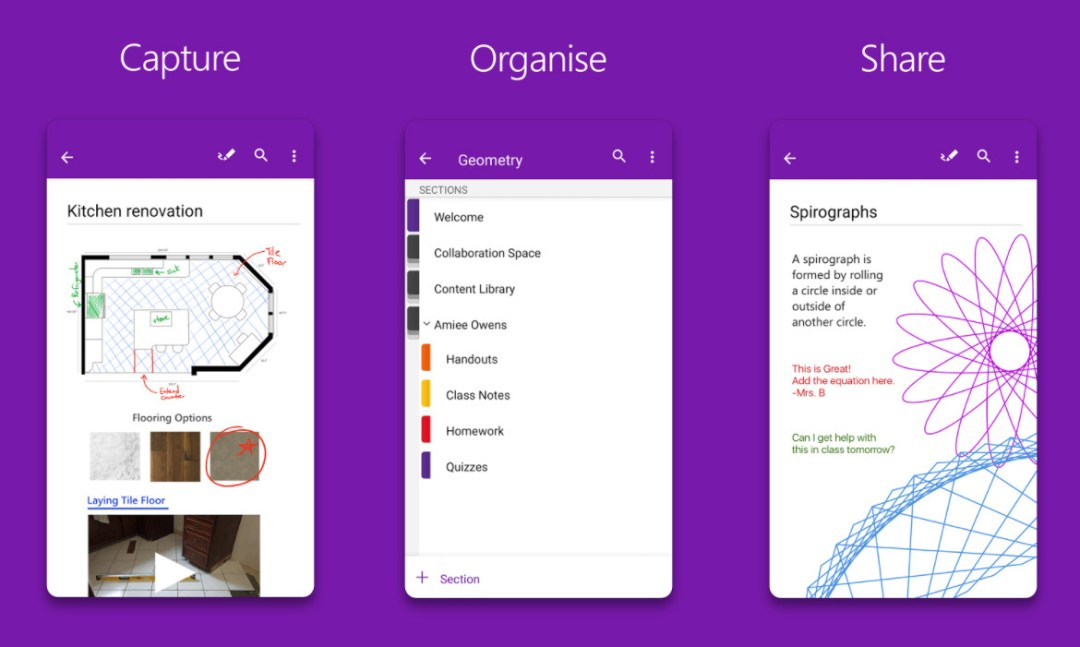 Image result for onenote android