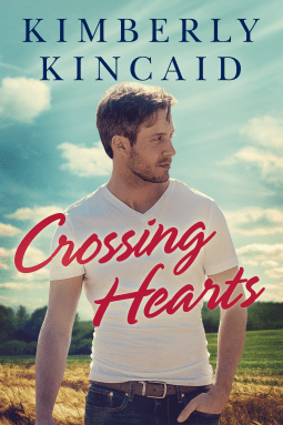 cover104063 medium Crossing Hearts by Kimberly Kincaid: Review & Excerpt AND Worthless by Lynne Silver