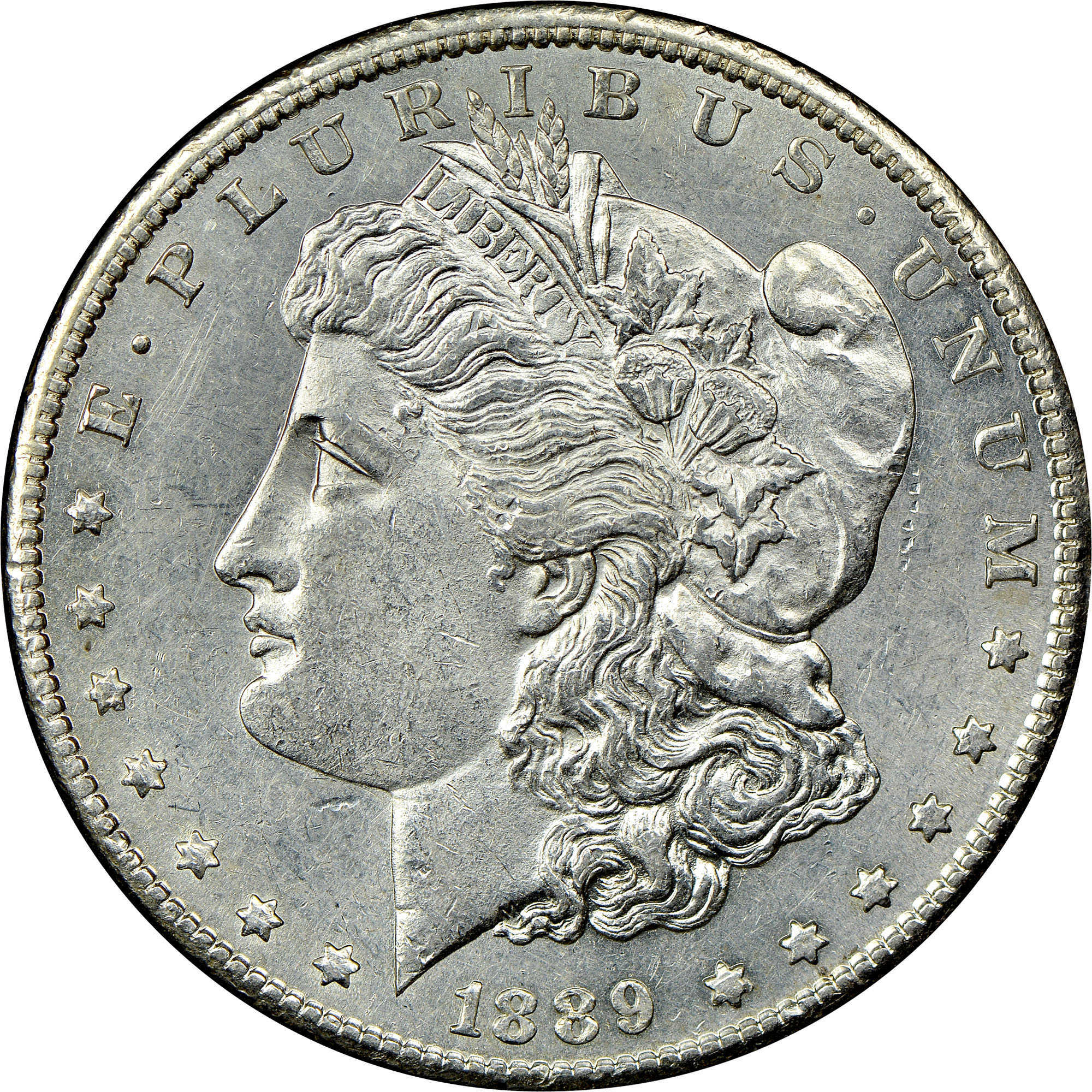Cc 1 Ms Morgan Dollars