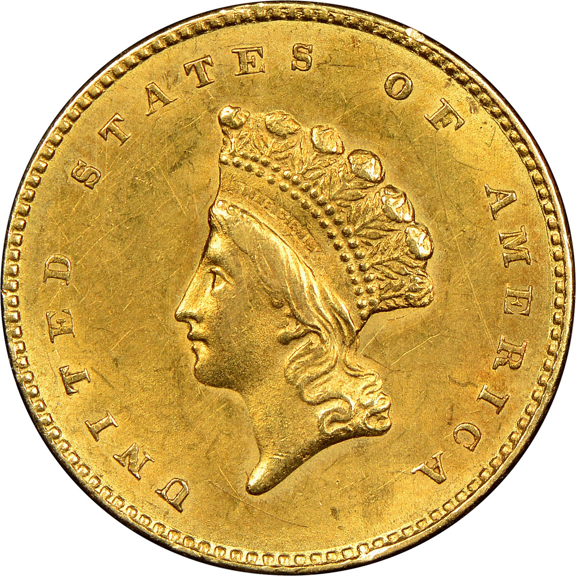 G 1 Ms Gold Dollars
