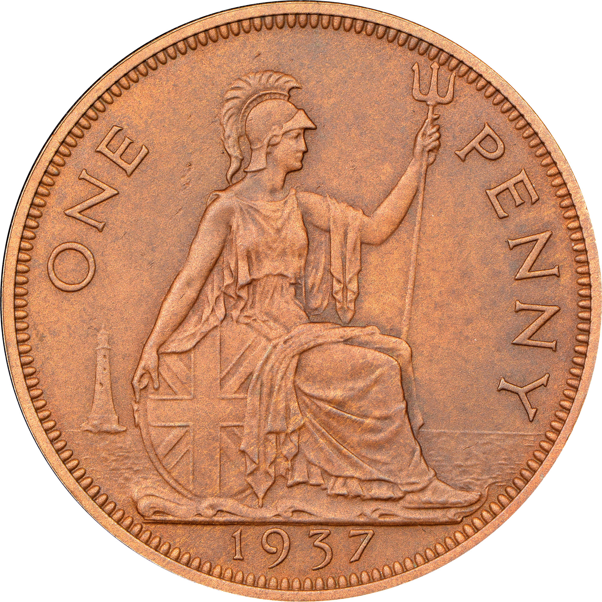 Great Britain Penny Km 845 Prices Amp Values