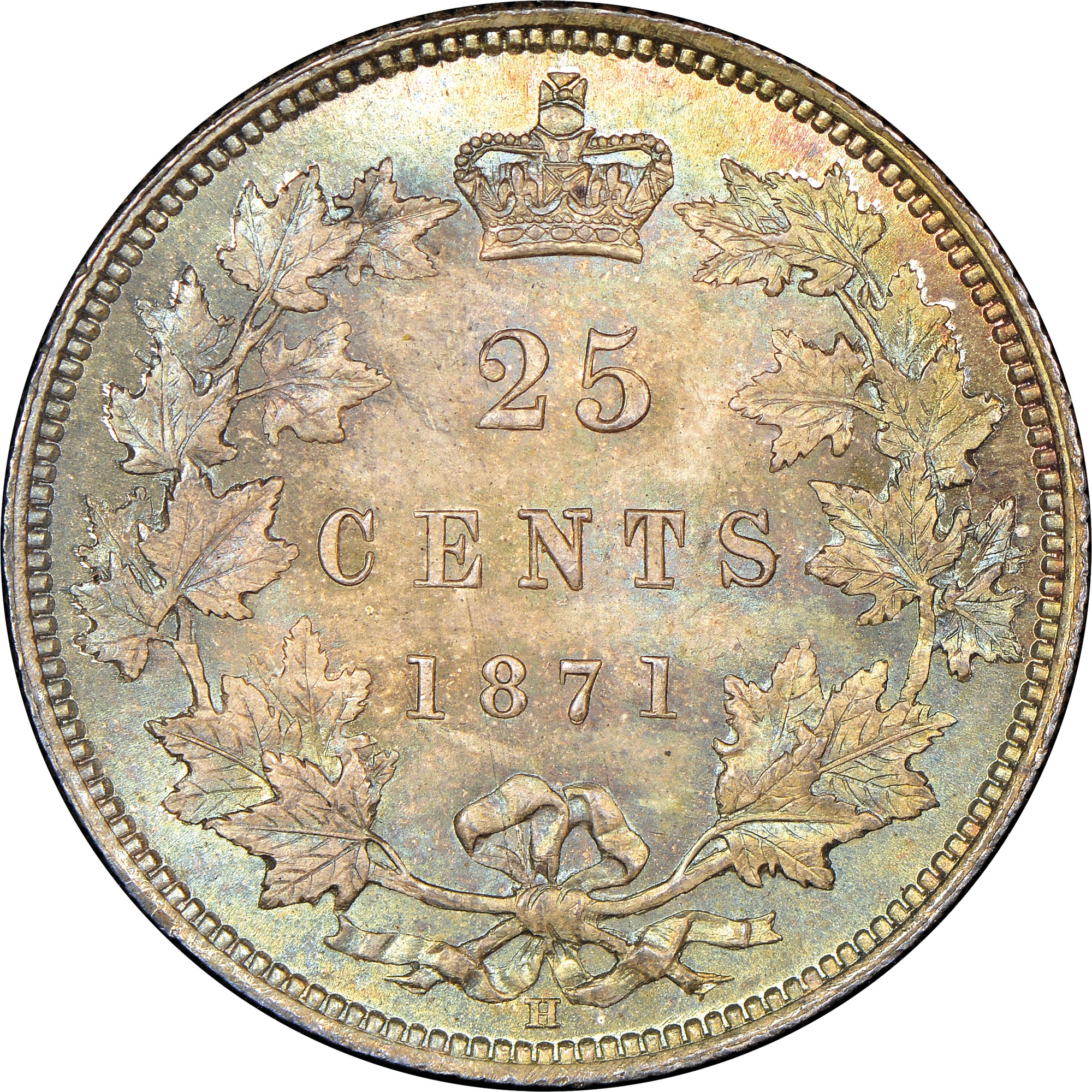 Canada 25 Cents Km 5 Prices Amp Values