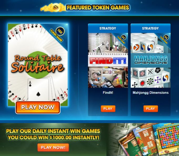 Play Pch Games For Tokens
