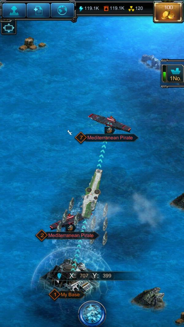 Battle Warship: Naval Empire Review - MMO Square