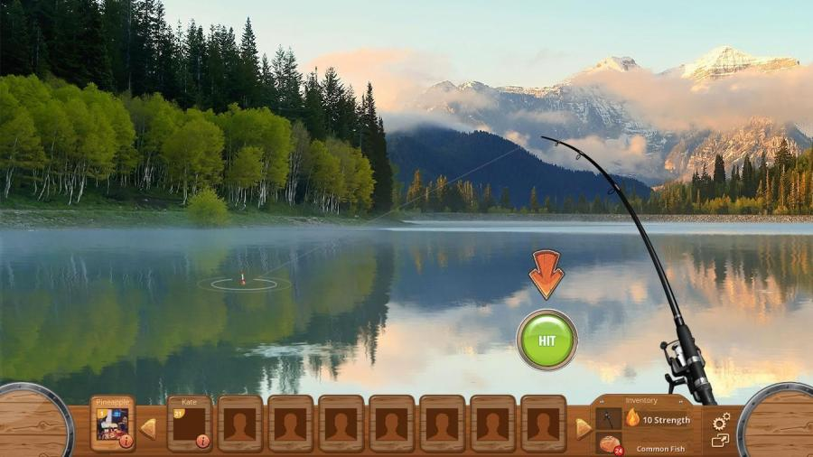 Fishing Adventures   Virtual Worlds Land  Fishing Adventures Yellow Perch Fishing Adventures Catch