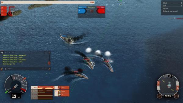 Navy Field 2 - WWGDB