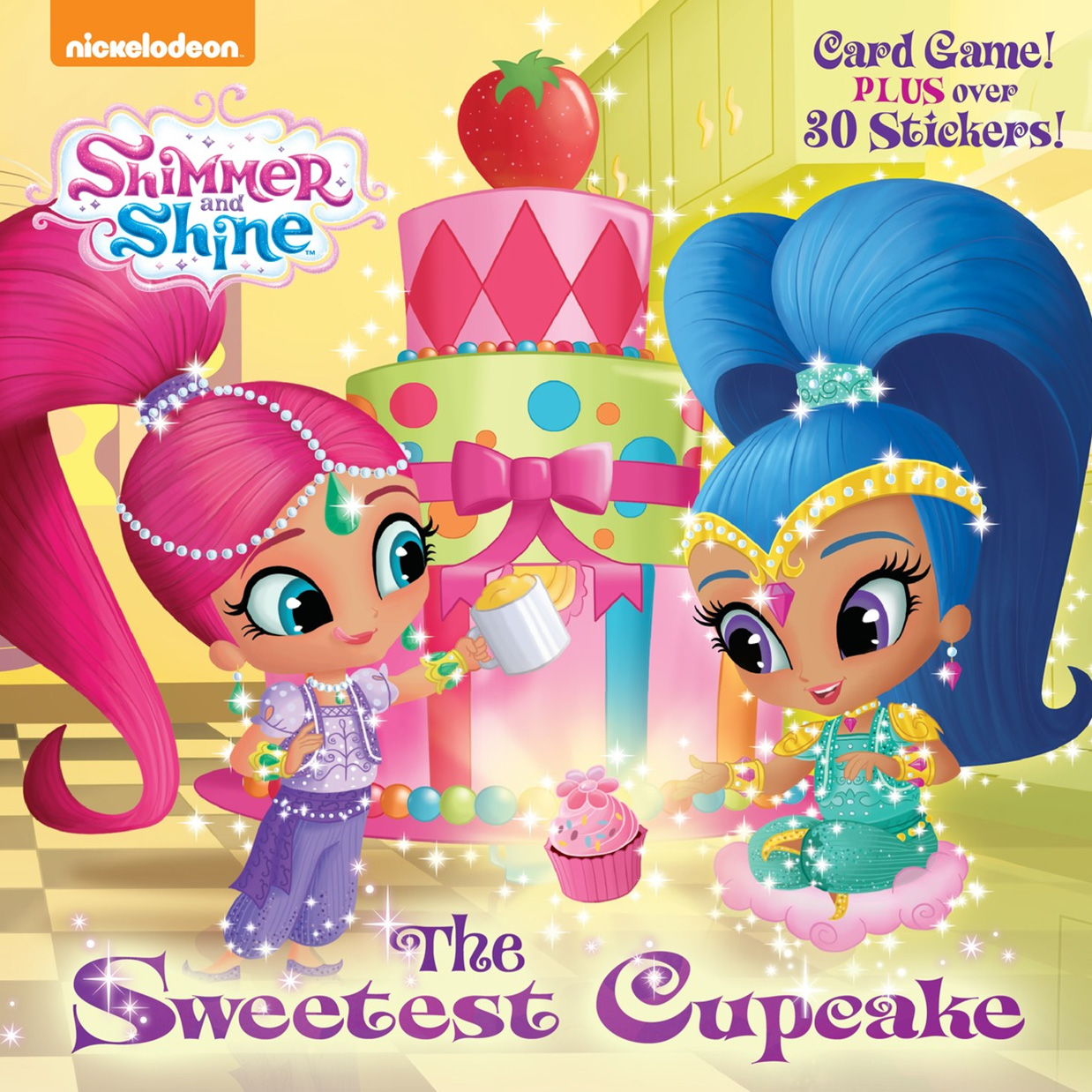 Plan A Shimmer And Shine Sleepover Nickelodeon Parents