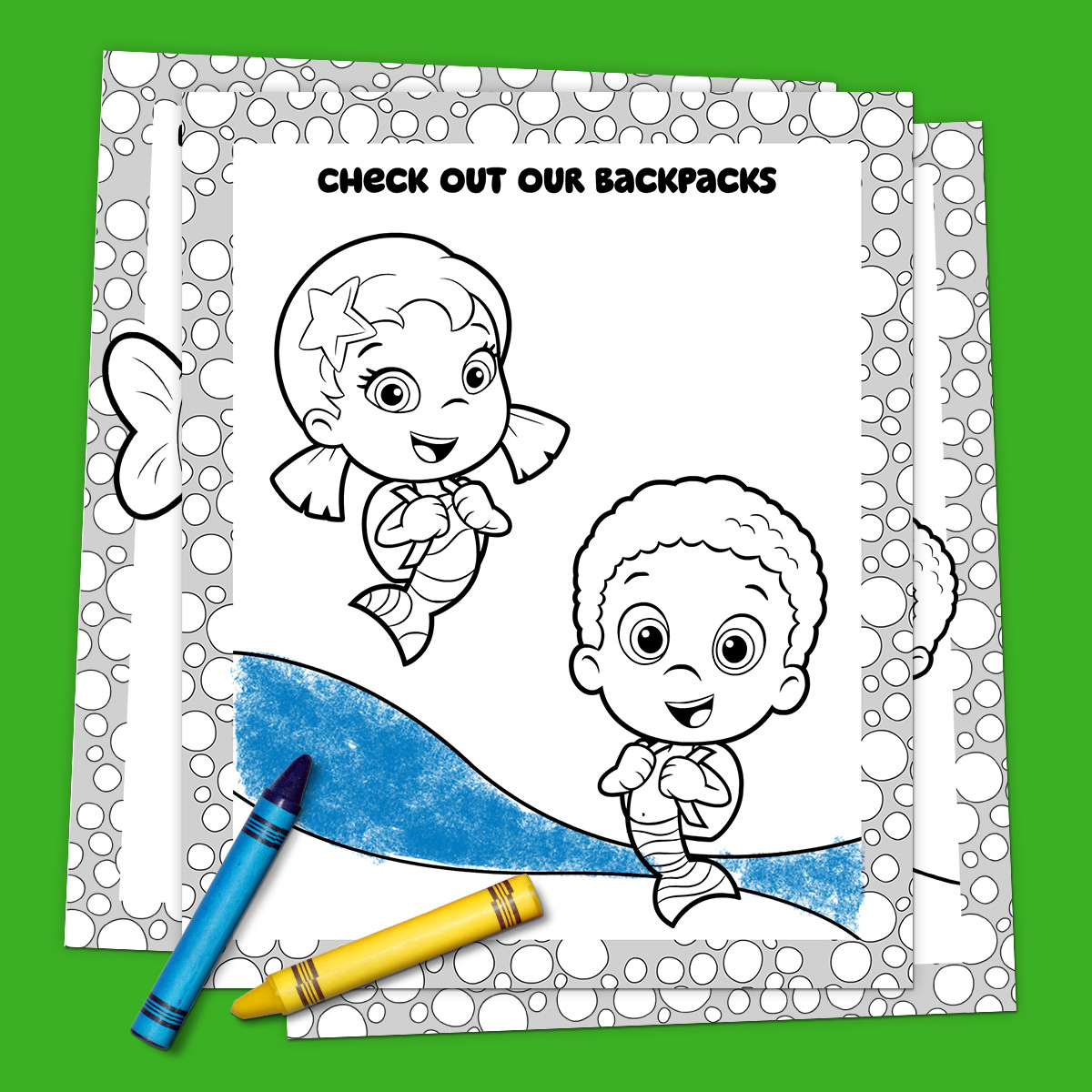 Top 10 Bubble Guppies Printables Of All Time