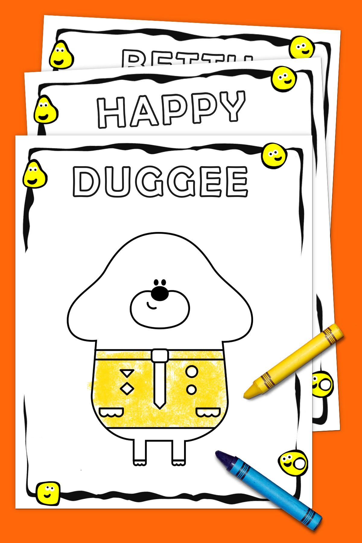 Hey Duggee Activity Pack Nickelodeon Parents