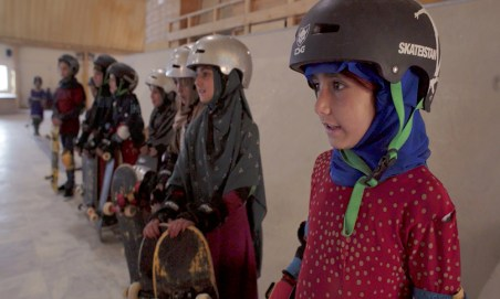 Image result for learning to skateboard in a warzone (if you're a girl)