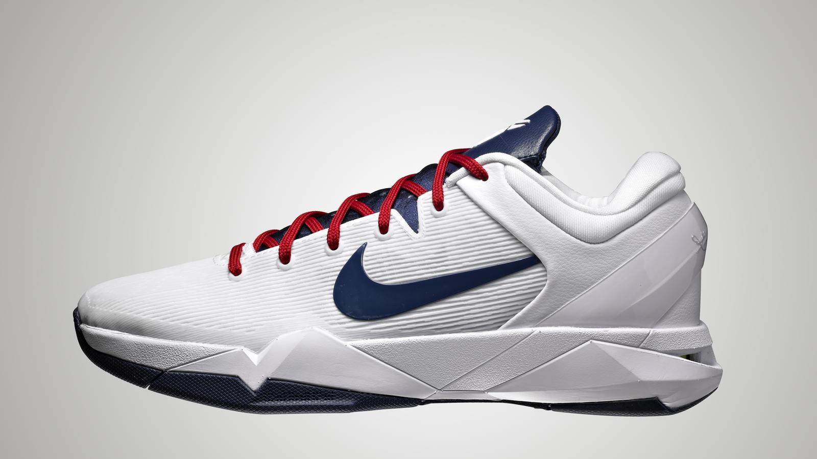 24/7 customer service · brand new rewards program · new arrivals USA Men's Basketball Team Members Debut NIKEiD Shoes ...
