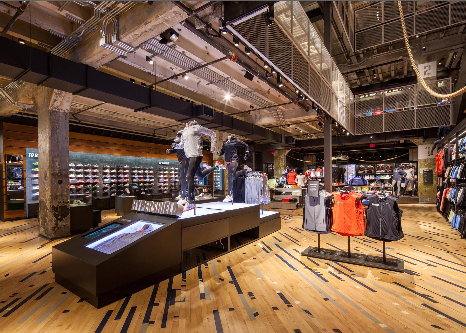 Nike Georgetown Opens In Washington Dc Nike News