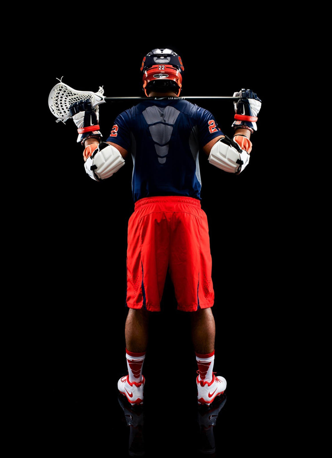 Syracuse Lacrosse Unveils New Nike Fast Break Uniform