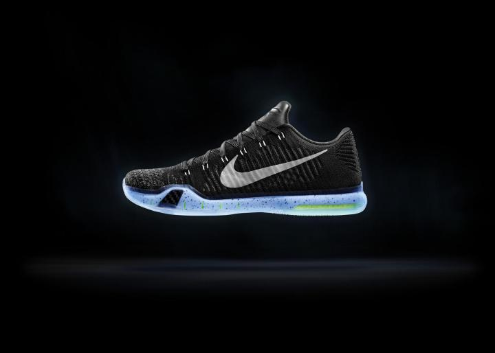 sale retailer 3621b 76d2a The KOBE X Elite Low HTM s hybrid cushioning system, which combines Nike  Lunarlon cushioning, Nike Zoom Air and Nike Free-inspired siping, ...