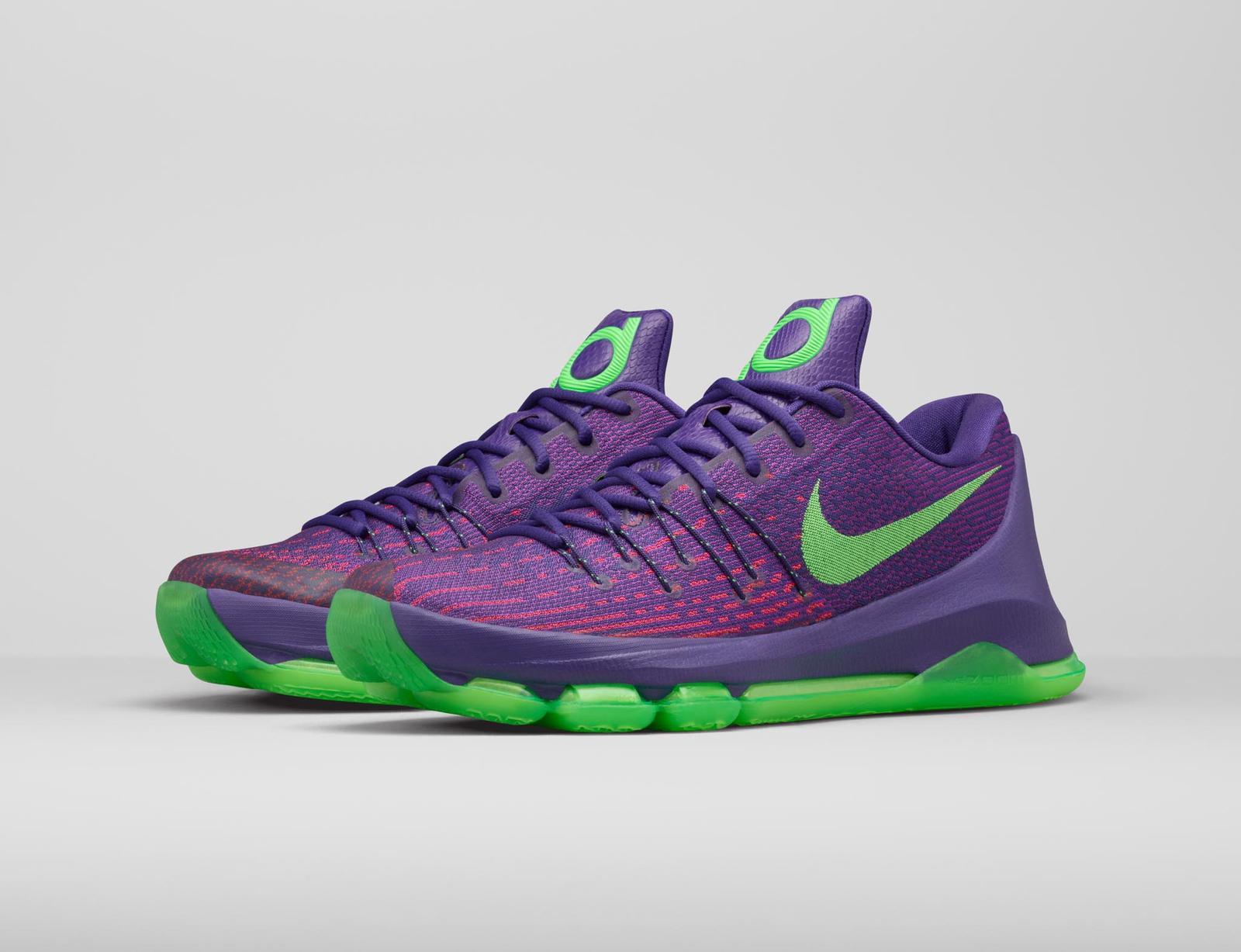 Kevin Durant Shoe Size