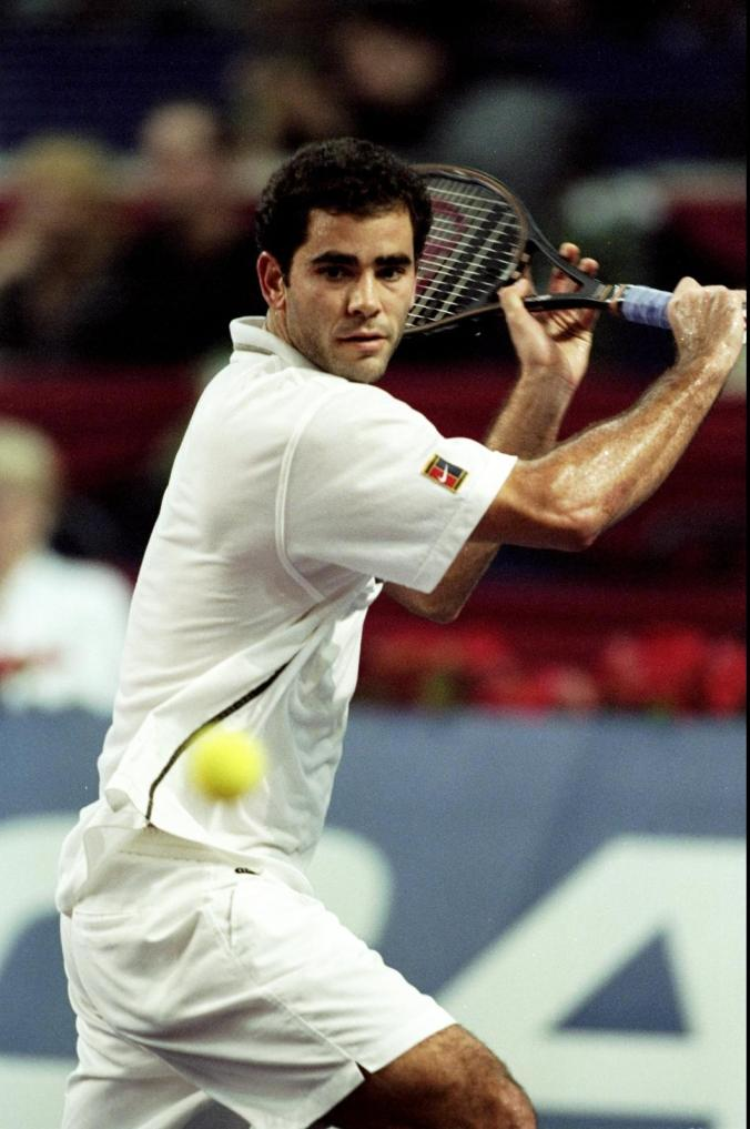 the best attitude 8d41c c7b5c Consequently, the signature designs Nike developed for Agassi and Sampras  visually echoed the athletes contrasting approaches, amplifying their epic  ...