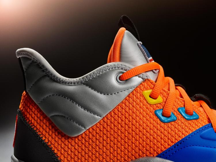 Introducing Paul George's Third Signature Shoe, the PG3 5
