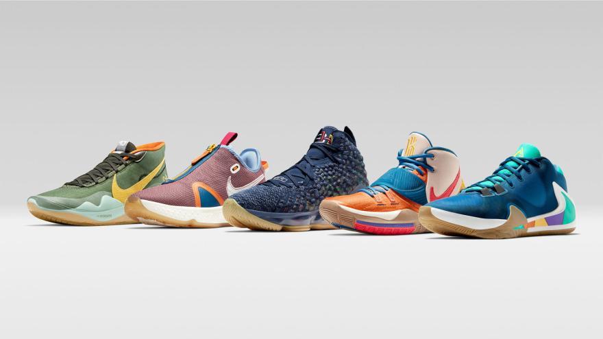 Nikenews featuredfootwear nikebasketball bhm2020 group hd 1600