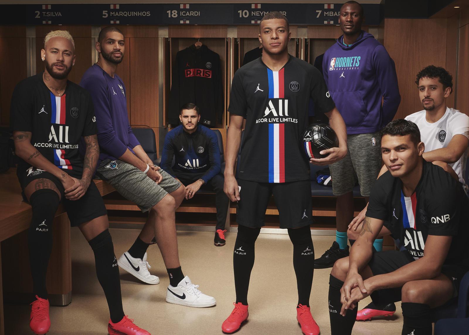 paris saint germain 2019 20 fourth kit