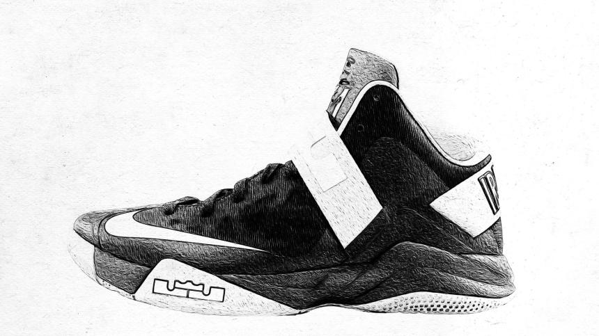 LeBron Soldier History 28