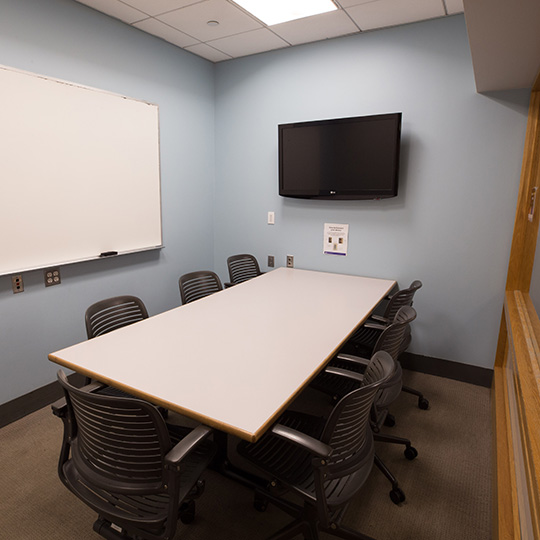 Bobst Group Study Rooms | New York University Division of ...