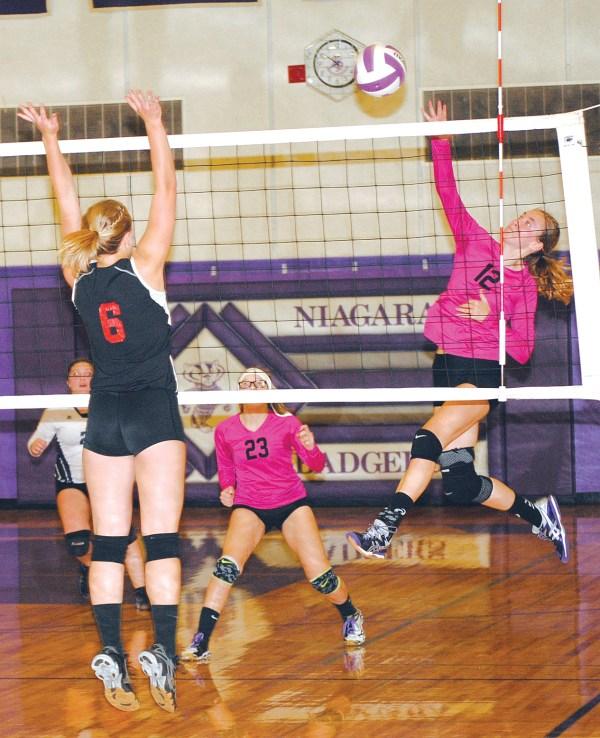 Volleyball: Badgers sink Gillett in final home match ...