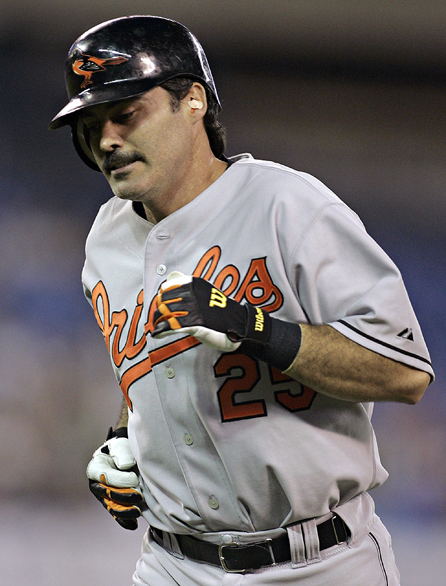 Image result for rafael palmeiro ear plugs