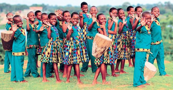 African Children's Choir to perform in Marshall | News ...