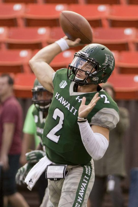 UH falls to BYU in season finale | News, Sports, Jobs ...