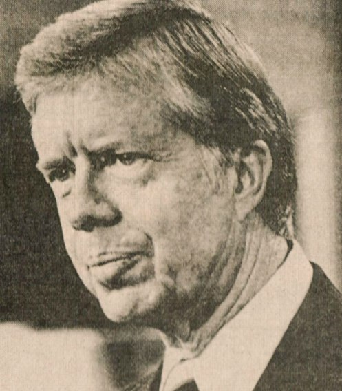 Jimmy Carter - At the time, Cassandra. In retrospect, Sage.