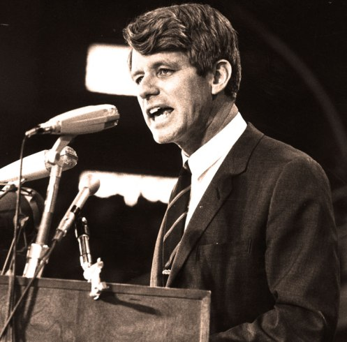 Robert F. Kennedy - during his tenure as Attorney General. Heads rolled and friends not made.