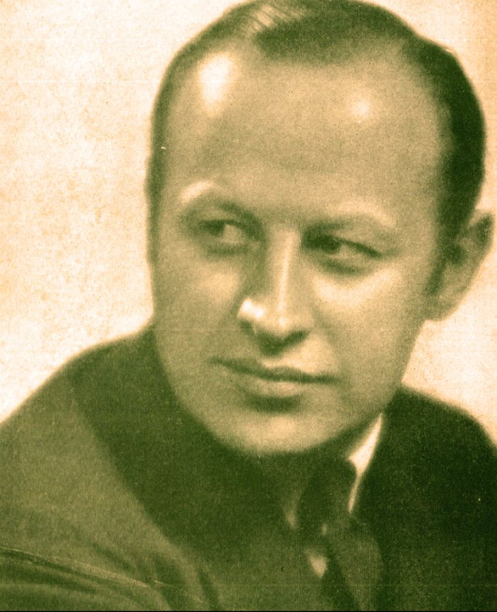 Eugene Goosens - one of the most popular recording conductors of the 1930s.